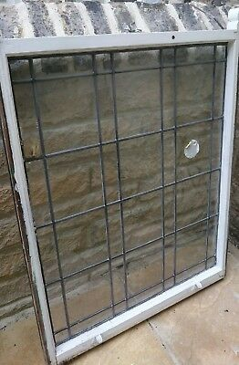 Sash Windows Leaded x 4 Pitch Pine + 8x cast weights,  For Restoration