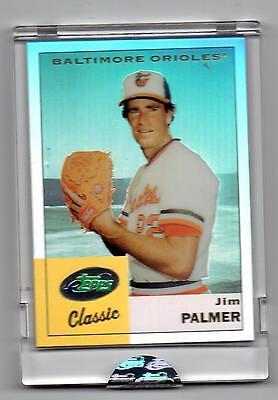 2004 eTopps Classic #ETC44 Jim Palmer Baltimore Orioles Baseball Card
