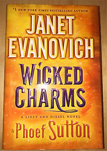 Janet Evanovich Wicked Charms Hardcover