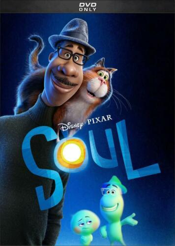SOUL - Disney Pixar (DVD, 2020) - Brand New - Free Shipping