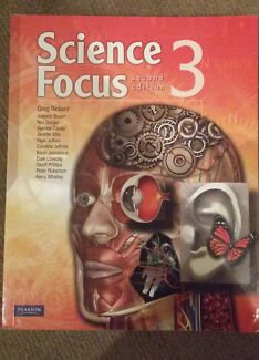 Pearson: Science Focus 3 & 4 (Second Edition) Daceyville Botany Bay Area Preview