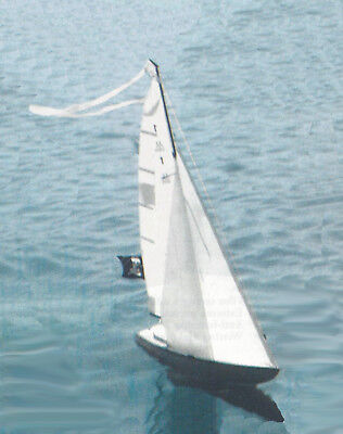 Build a Compact Genoa Winch For RC Sailboats Plans and Instructions