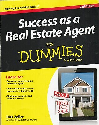 Success as a Real Estate Agent for Dummies 2nd ed-Wiley (Success As A Real Estate Agent For Dummies)