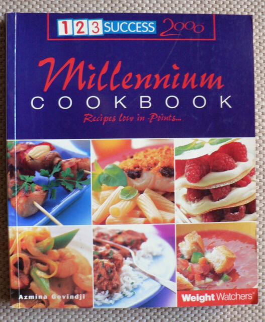 WEIGHT WATCHERS - MILLENNIUM COOKBOOK - 123 SUCCESS 2000.
