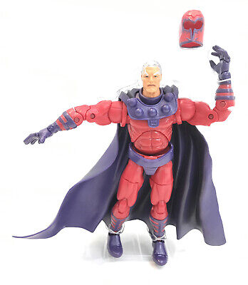 "Marvel Legends 6"" MAGNETO Figure Series III 3 ToyBiz 2002 New Mutants X-Men"