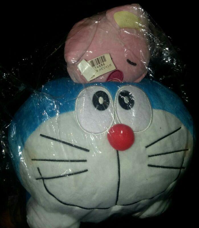 "[US SELLER] Doraemon 19"" Plush Toreba Crane Game Prize!! Japan Imported"