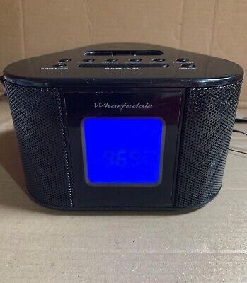 Wharfedale  ICR27 IPod Docking Alarm Clock Radio 27 Ipod