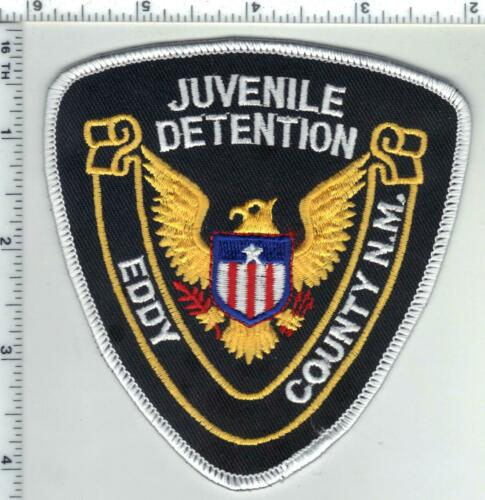 Eddy County Juvenile Detention (New Mexico) 1st Issue Shoulder Patch