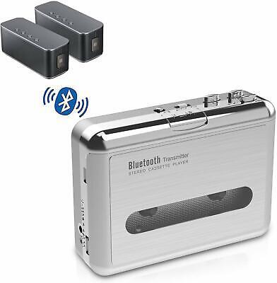 Bluetooth Walkman Cassette Player Bluetooth Transfer Personal Cassette