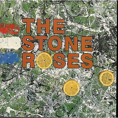THE STONE ROSES - THE STONE ROSES: 180 GRAM VINYL ALBUM (April 14th 2014)