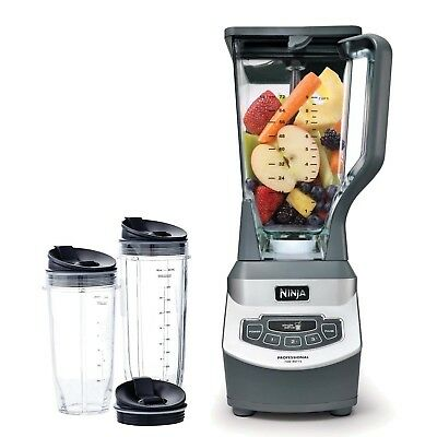 Ninja BL660WM Polished 1000W Blender Smoothie Maker (Certified Refurbished)