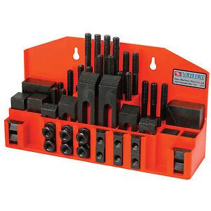 Vertex Clamping Kit 58 Piece M12 Stud : 14mm Slot