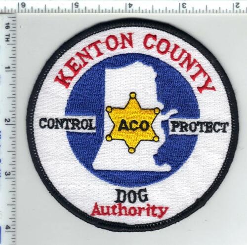 Kenton County Dog Authority (Kentucky) 1st Issue Shoulder Patch
