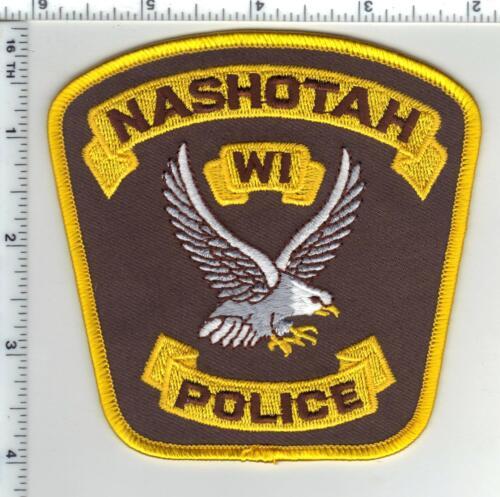 Nashotah Police (Wisconsin) 1st Issue Shoulder Patch