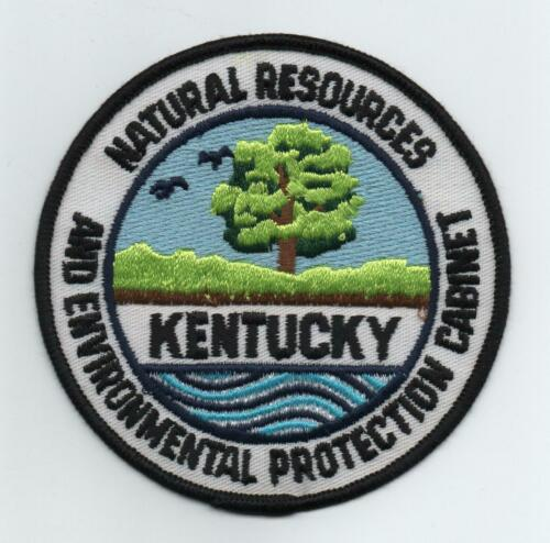 Kentucky Natural Resources & Enviro. Protection Cabinet Patch, Version 1