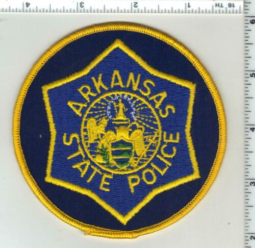 State Police (Arkansas) 4th Issue Shoulder Patch