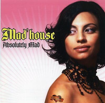 MAD HOUSE - Absolutely Mad - CD / 4p. BOOKLET - 2002 comprar usado  Enviando para Brazil