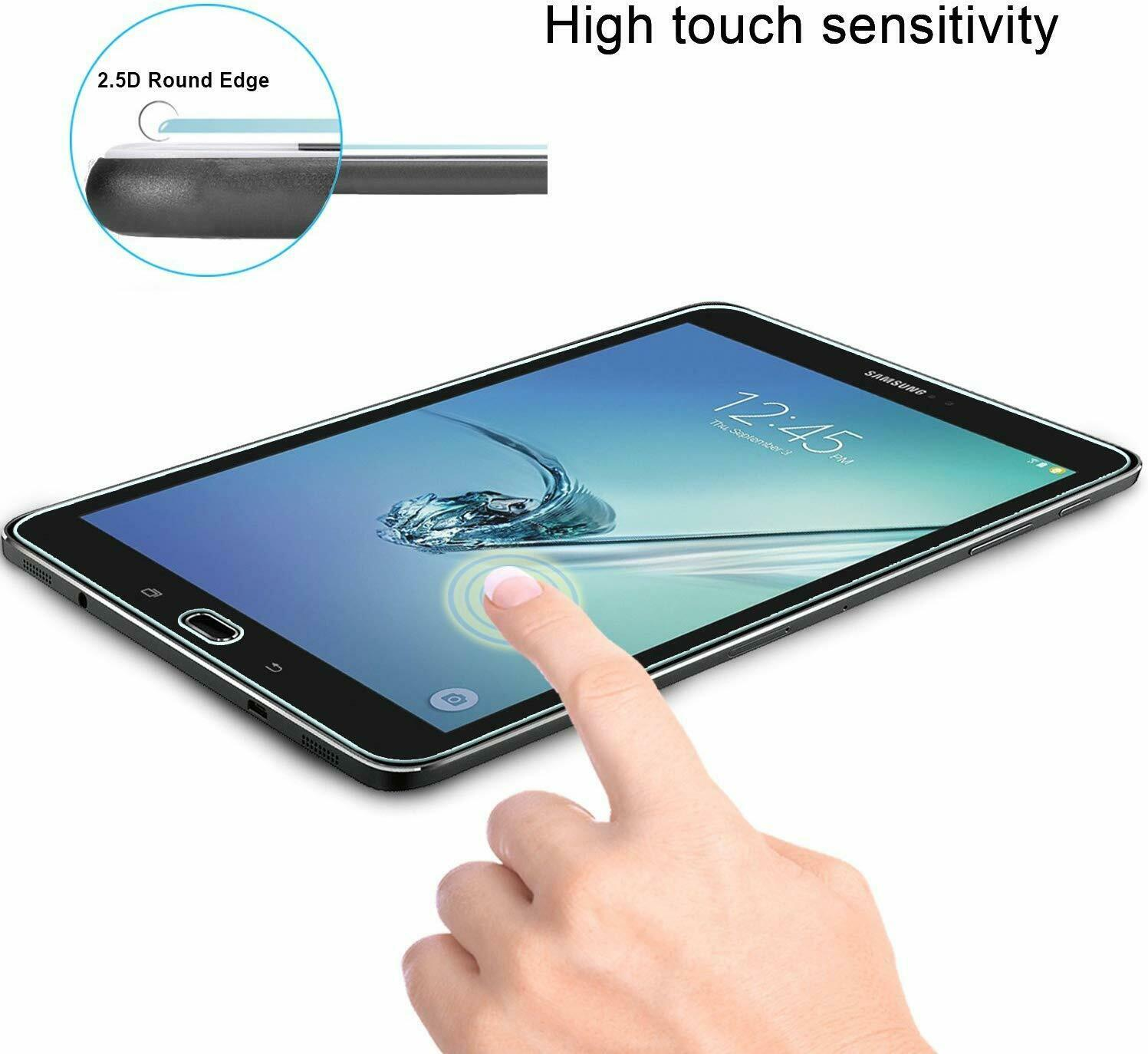 For Samsung Galaxy Tablet Tab S2 9.7 T810 T815 Tempered Glass Screen Protector Computers/Tablets & Networking