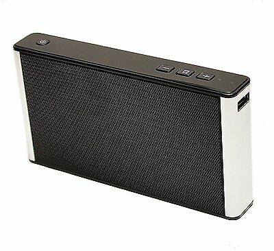 Minty Wireless Bluetooth Speaker with microphone and 7000 mAh portable charger