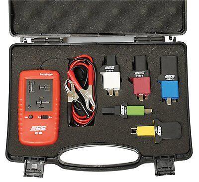 Electronic Specialties Relay Buddy Pro Automotive Tester Kit ESI #191