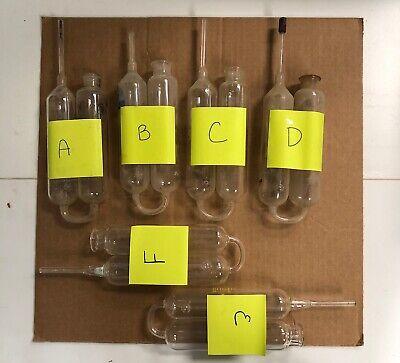 Burrell Be-te Auto-bubbler Pipette Chemistry Lab Glassware