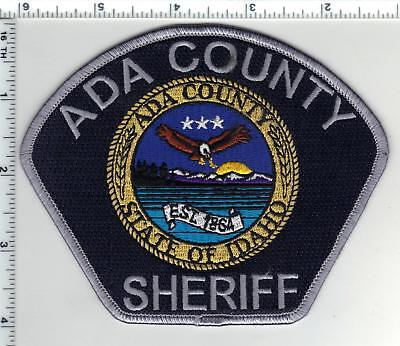 Ada County Sheriff (Idaho) Shoulder Patch - new from the 1980's
