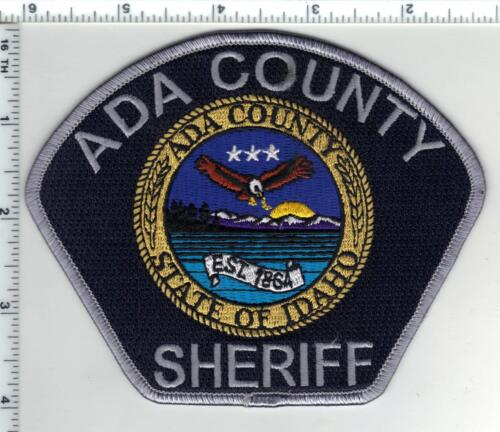 Ada County Sheriff (Idaho) 5th Issue Shoulder Patch