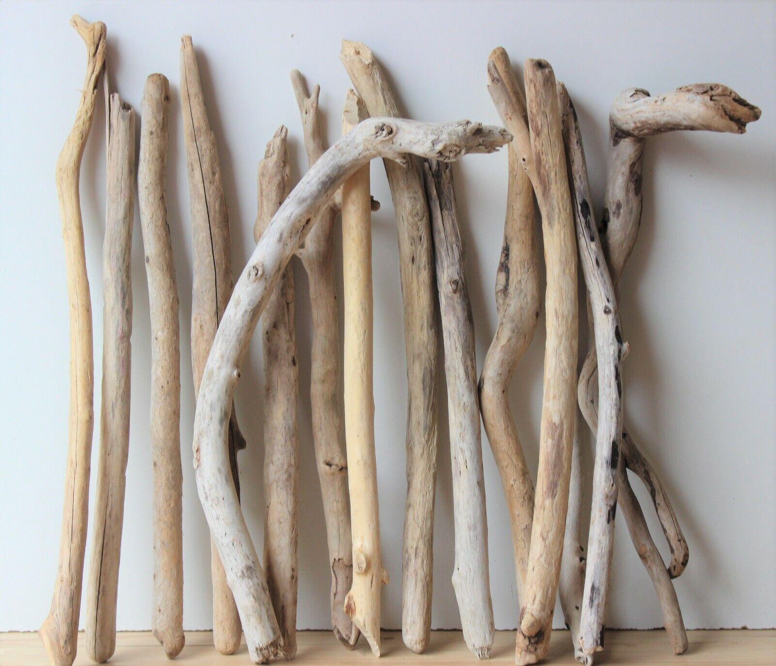 Einzigartige Treibholz-Lampen zum selber bauen
