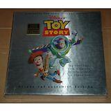 Original Disney Pixar TOY STORY DELUXE CAV edition Laserdisc factory sealed!