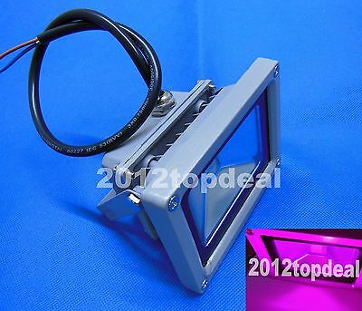 10w Led Floodlight Red Blue 81 Outdoor Acdc 12v For Plant Grow Growth Lights