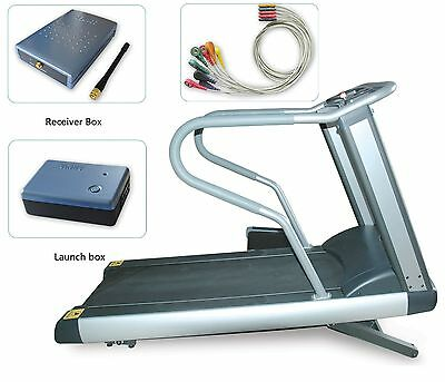 Contec8000s Cardiac Stress Exercise System Wireless Stress Ekg Ecg Workstation