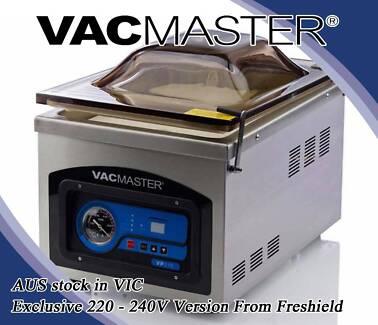 VacMaster VP215EU Commercial Chamber Sealer Exclusive 220V-240V
