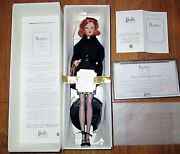 Silkstone Barbie Fashion Editor