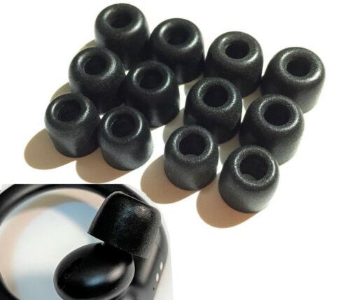 12PC Memory Foam Ear Tips For Apple Beats Powerbeats Pro Powerbeats 4 Wireless