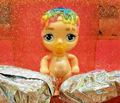 Fantasy Friends KAI CHROMA Poopsie Rainbow Surprise Boy Doll