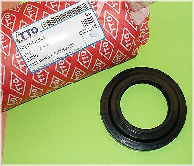 Bobcat Motor Carrier Oil Seal 753 763 773 7753 Chain Bearing H2101-nb1 Look