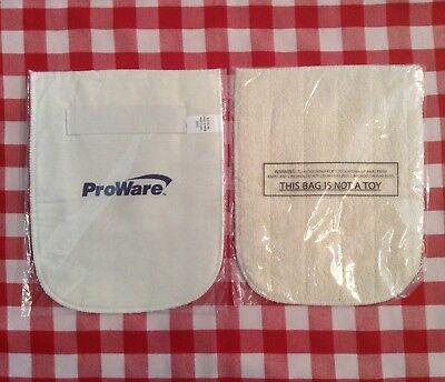 Proware Restaurant Quality Flat Hot Pads Pot Holders Set Of 2 New In Plastic