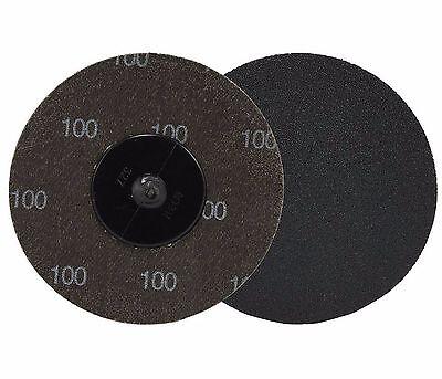 Neiko 11183a -10 Piece 3 100 Grit Silicon Carbide Sanding Discs - New