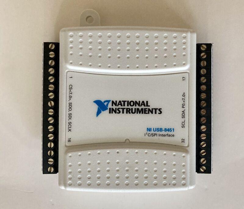 National Instruments NI USB-8451