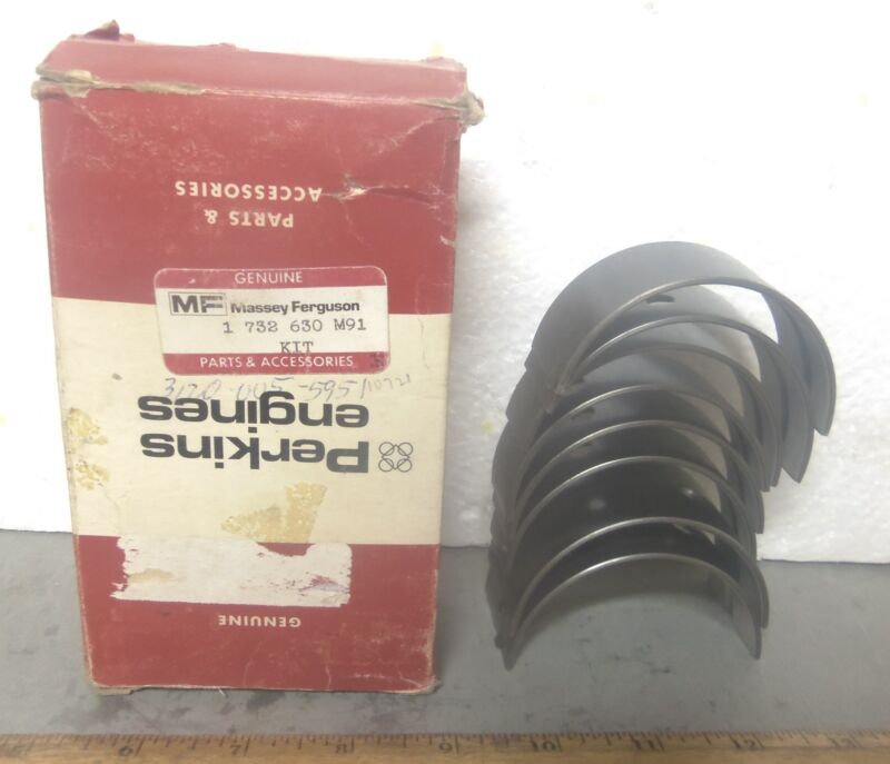 Vintage Perkins Engines Co. Ltd. – Sleeve Bearing Set - P/N: 58703 (NOS)