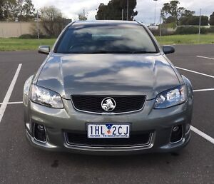 2012 Holden Commodore SV6 VE Series 2 (Factory LPG)