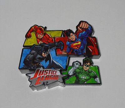 DC Comics Justice League Superhero Decoset Birthday Cake Topper Decoration Decor