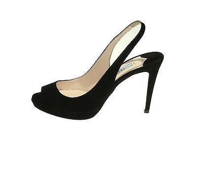 Prada Damenschuhe Frauen Damenshuhe Dekolleté Sandale Pumps Schuhe 100% Auth Prada Schuhe Für Frauen
