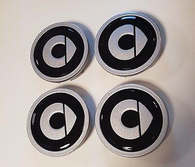 ORIg.smart Radnabendeckel Radnabenkappen Abdeckungen Satz fortwo 453 fourfour online kaufen