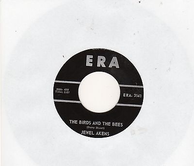 Jewel Akens-The Birds and The Bees (VG+)