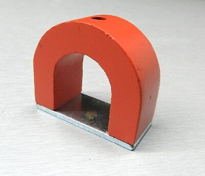 Magnets Alnico Horseshoe Power Magnet 8oz. General Tool 32lb Pull Power Alnico