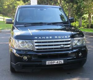 2006 RANGE ROVER SPORT LUXURY V8, LOW KS, 12M REGO, IMMACULATE Wollongong Wollongong Area Preview