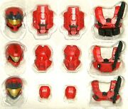 Halo Reach Action Figures Armor Pack