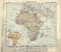 Carta Geografica Dellafrica Annunci In Tutta Italia Kijiji
