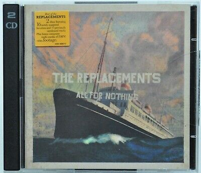The Replacements : All For Nothing, Nothing For All 2 CD -...